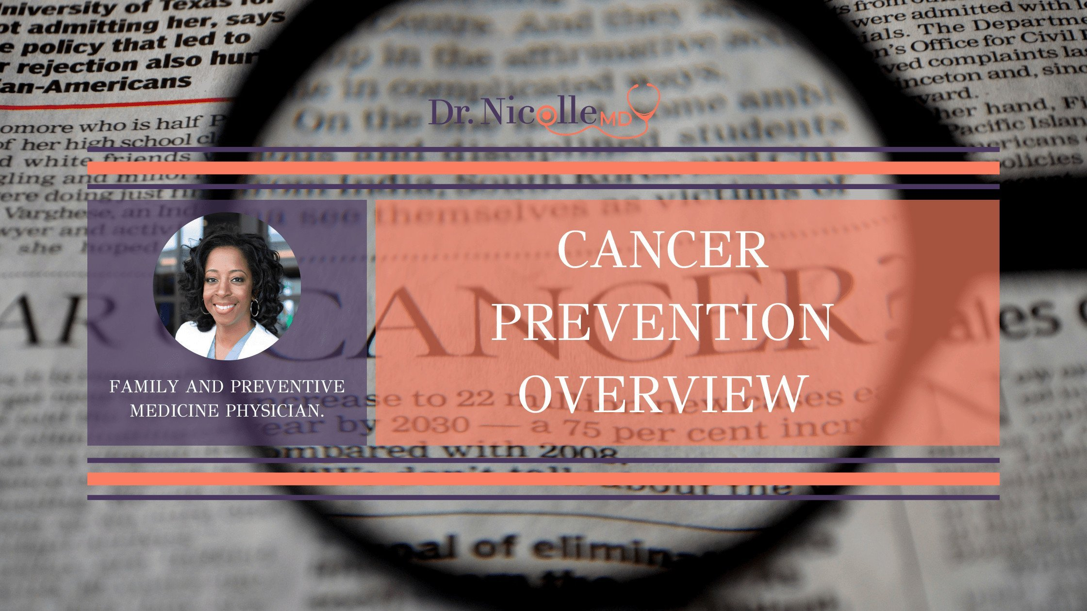 cancer prevention overview